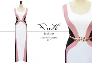 Egyszerű tervezői alkalmi ruha 2019' - FKfashion